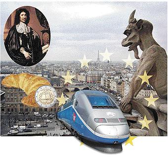 המודל הכלכלי הצרפתי- דה מרקר
