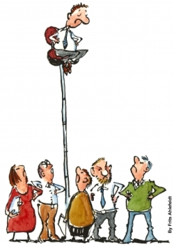היררכיה בארגונים