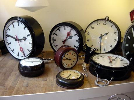 שעונים- זמן בתרבויות שונות- SXC